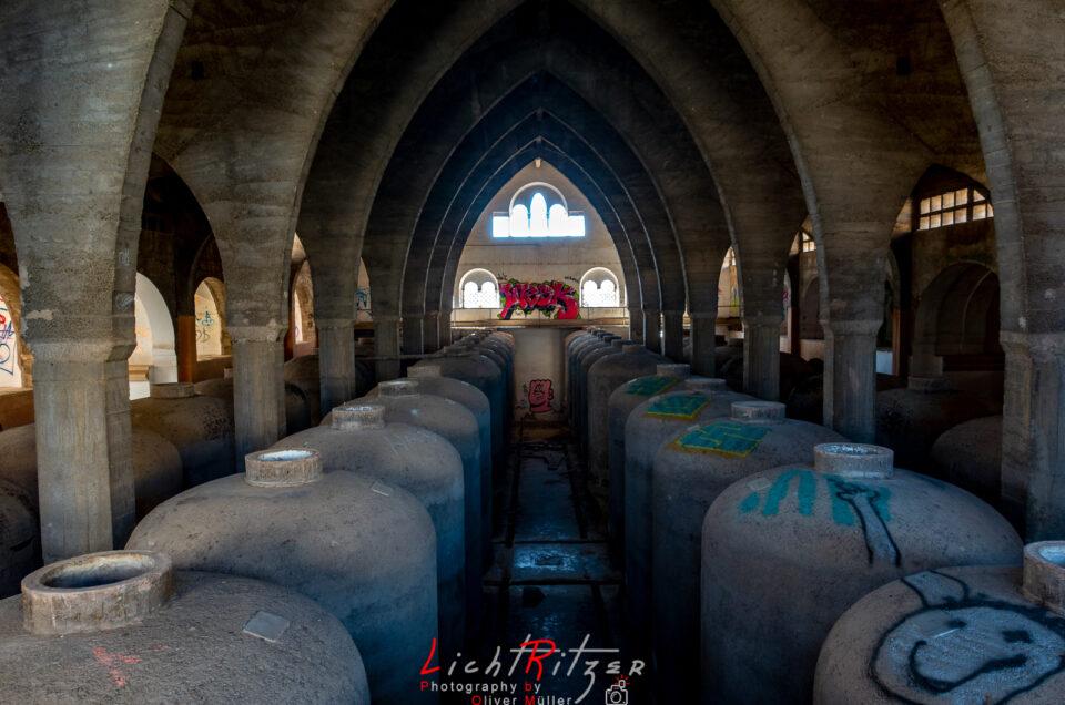 Bodega – Wo der Wein einst lagerte
