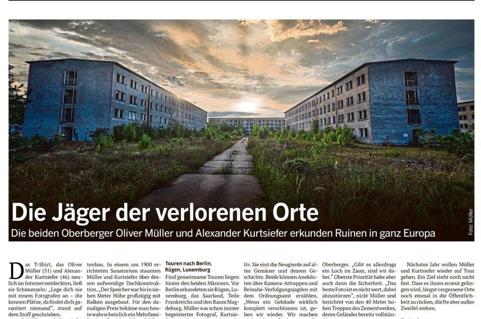 BLZ veröffentlich Bericht über Berlintour 2020